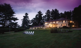 The Manor on Golden Pond, Squam Lake, Holderness New Hampshire